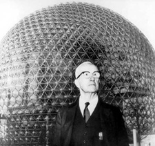 Fuller and his dome